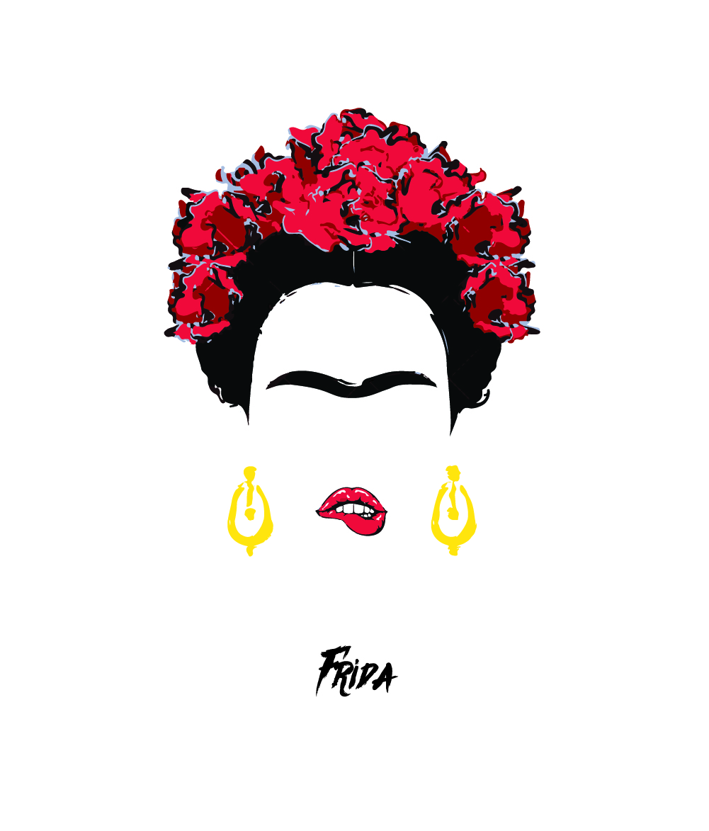 MF Graphic Projects - Frida
